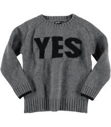 Yporqué Yes & No Knitted Sweater Yporqu? Yes & No Knitted Sweater