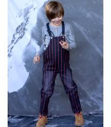 Bobo Choses Overall Stripes AO Bobo Choses Overall Stripes AO