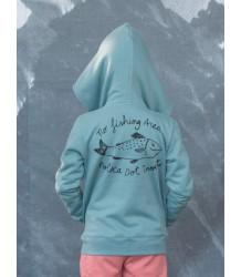 Bobo Choses Hooded Sweatshirt Bobo Choses Hooded Sweatshirt trout