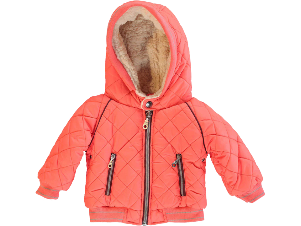 Kidscase Jake Baby Jacket Orange Mayonnaise