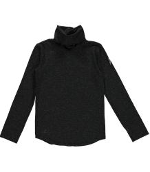 Zadig & Voltaire Kid T-shirt Tino Zadig & Voltaire Kid T-shirt Tino Black lurex
