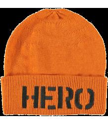 Zadig & Voltaire Kids Prince Wool Hat Zadig & Voltaire Kid Prince Wool Hat Burnt orange