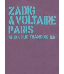 Zadig & Voltaire Kid T-shirt Boxer Zadig & Voltaire Kid T-shirt Boxer PARIS