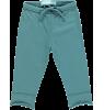 Zadig & Voltaire Kids Pony Baby Pants Zadig & Voltaire Kid Pony Baby Pants bluestone