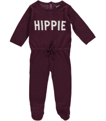 Zadig & Voltaire Kid Baby Knit Overall Zadig & Voltaire Kid Baby Knit Overall HIPPIE