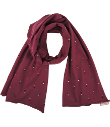 Emile et Ida Scarf AOP Emile et Ida Scarf AOP vin all over print
