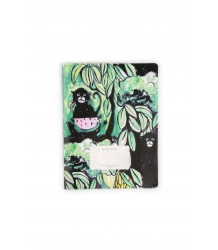 Mini Rodini Notebook Mini Rodini Notebook jungle
