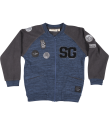Soft Gallery Sacha Sweat Jacket Soft Gallery Sacha Sweat Jacket badges