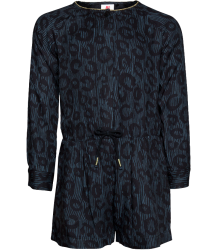 American Outfitters Leopard Jumpsuit Short American Outfitters Leopard Jumpsuit Short