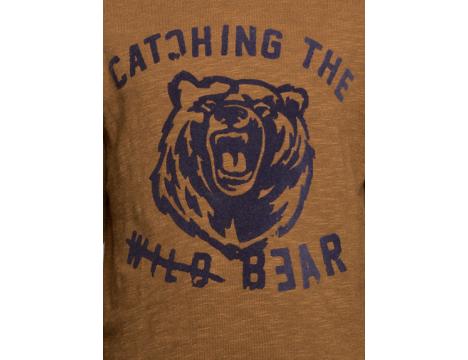 American Outfitters Heavy Slub Tee Wild Bear