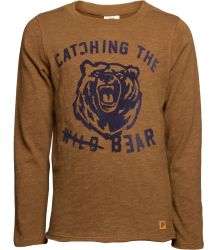 Heavy Slub Tee Wild Bear American Outfitters Heavy Slub Tee Wild Bear