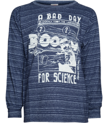 American Outfitters Striped Tee Bad Day American Outfitters Striped Tee Bad Day