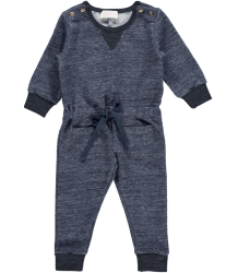 Simple Kids Jump Fleece Overall Simple Kids Jump Fleece Overall