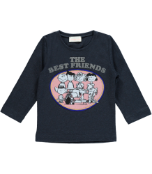 Snoopy T-shirt LS Simple Kids Snoopy T-shirt LS
