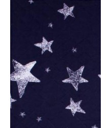 Noé & Zoë Baby Harem Fleece Pants Noe & Zoe Baby Harem Fleece Pants Blue stars