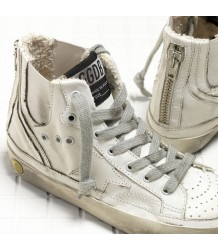 Golden Goose JHoe Golden Goose Kids JHoe white