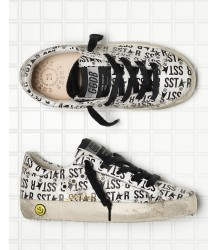Golden Goose Superstar SSTAR Golden Goose Superstar SSTAR print