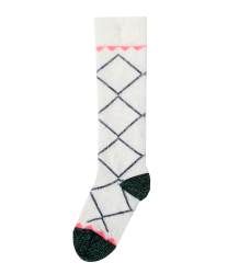 Sahara Knee Socks April Showers by Polder Sahara Knee Socks
