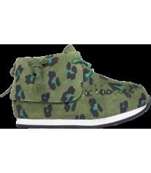 AKID Stone AKID Stone Green Leopard