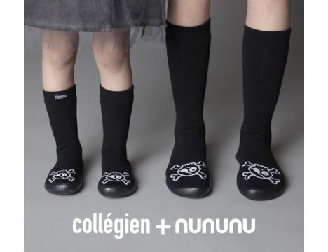Nununu Collegien Slippers Knee-Highs
