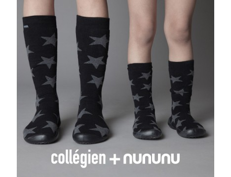 Nununu Collegien Slippers Knee-Highs