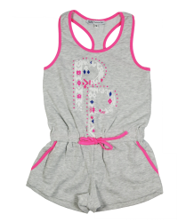 Fancy Sweat Jumpsuit Patrizia Pepe Girls Sweat Jumpsuit