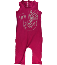Salt City Emporium Romper Salt City Emporium Swan Lake Romper
