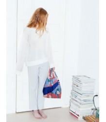Susan Bijl The New Shoppingbag CAMO Susan Bijl The New Shoppingbag Camo & blueback