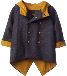 Little Creative Factory Penguin Coat Little Creative Factory Penguin Coat