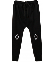 Cavalier D-Pipes Drop Crotch Pants Cavalier D-Pipes Drop Crotch Pants Black