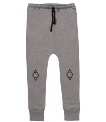 Cavalier D-Pipes Drop Crotch Pants Cavalier D-Pipes Drop Crotch Pants Grey