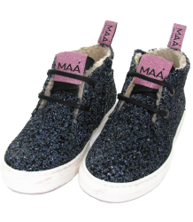 MAÁ Shoes C167 Petunia MAA Shoes C167 Petunia Azul glitter