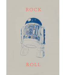 Marke Newton Poster Rock and Roll The prints by Marke Newton Poster Rock and Roll