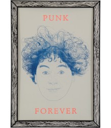 Poster Punk Forever The prints by Marke Newton Poster Punk Forever