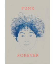 Marke Newton Poster Punk Forever The prints by Marke Newton Poster Punk Forever