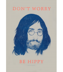 Poster Don't Worry The prints by Marke Newton Poster Don't Worry