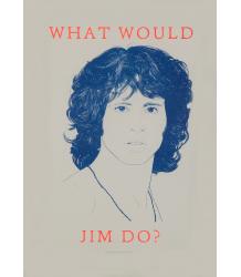 Poster Jim The prints by Marke Newton Poster Jim