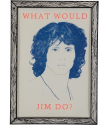 Poster Jim The prints by Marke Newton Poster Jim