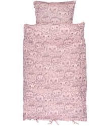 Soft Gallery Dekbedhoes Aop UIL Roze Soft Gallery Bedcover soft pink