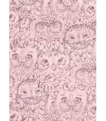 Soft Gallery Bedcover OWL Soft Gallery Bedcover soft pink