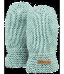 Barts Yuma Mitts Barts, Yuma, knitted baby accessories Ashy mint