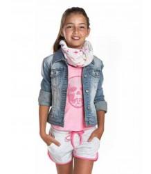 Fancy Fleece Shorts Patrizia Pepe Girls Fleece Trousers