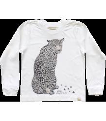 Atsuyo et Akiko Long Sleeve Tee Atsuyo et Akiko Long Sleeve Tee white Leopard