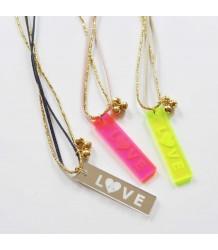 Love Necklace Atsuyo et Akiko Love Necklace