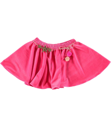 Atsuyo et Akiko Velvet Skirt Atsuyo et Akiko Velvet Skirt pink