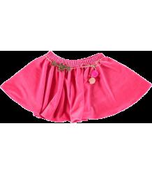 Velvet Skirt Atsuyo et Akiko Velvet Skirt pink