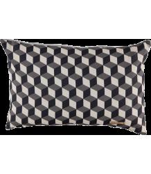 Geometric Cushion Shell Atsuyo et Akiko Geometric Cushion Shell charcoal