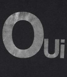Oui Onesie Atsuyo et Akiko Oui Onesie black