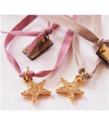Atsuyo et Akiko Star Ribbon Necklace Atsuyo et Akiko Star Ribbon Necklace