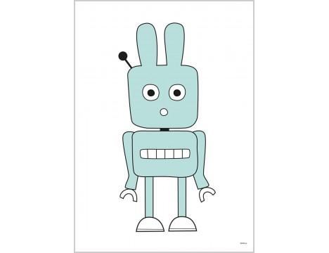 Miniwilla Robocop - Poster
